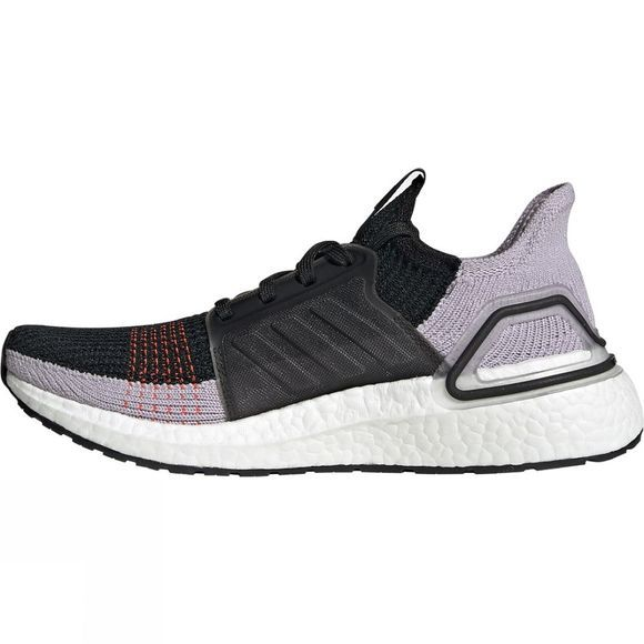 Adidas Women's Ultraboost 19 Core Black/Sofvis/Solred