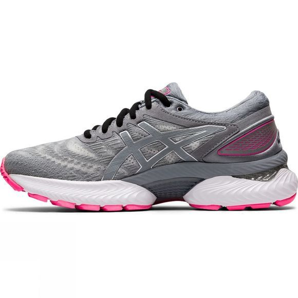 Asics Women's Gel-Nimbus 22 LS SHEET ROCK/SHEET ROCK