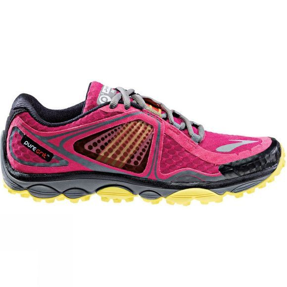 Brooks Women's PureGrit 3 Bright Red
