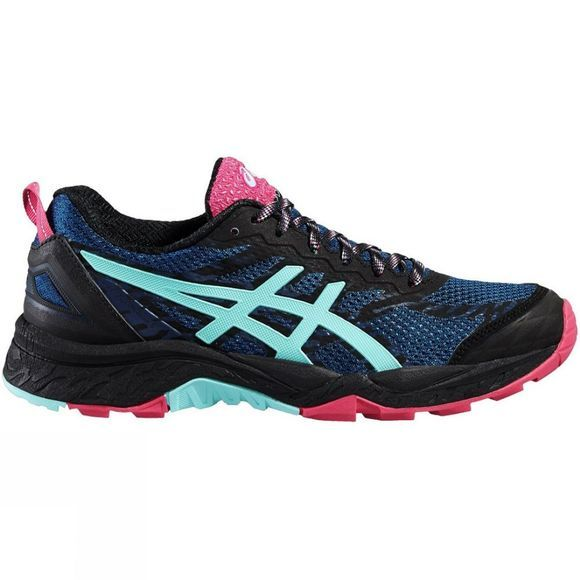 Asics Women's FujiTrabuco 6 Dark Blue