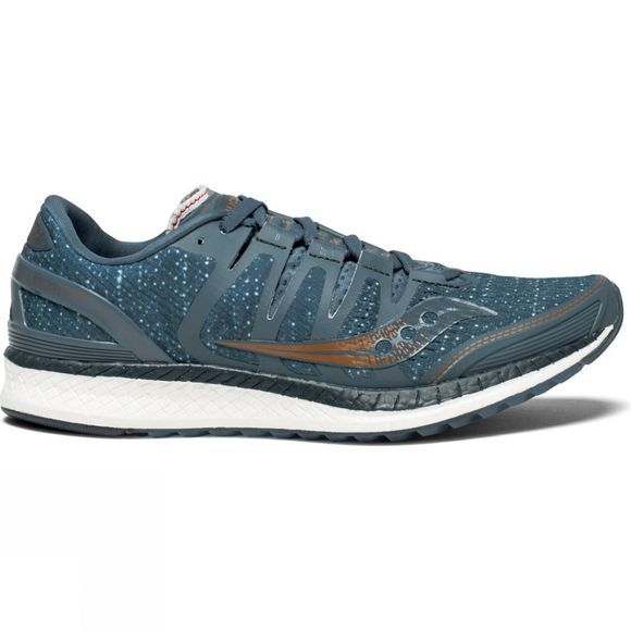 Saucony Womens Liberty ISO Blue/Denim/Copper