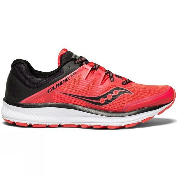 Saucony Womens Guide ISO Vizired/Black