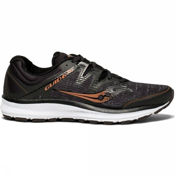 Saucony Womens Guide ISO Black/Denim/Copper