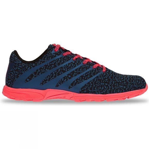 Inov-8 Womens F-Lite 195 Classic Training Shoe Blue/ Pink