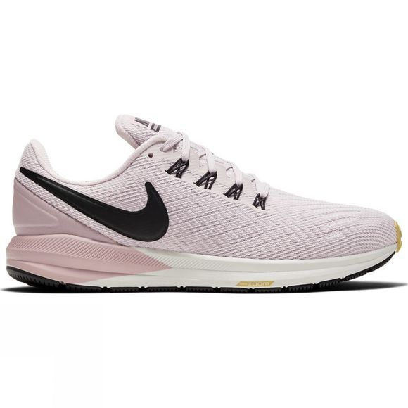 Nike Womens Air Zoom Structure 22 Platinum Violet/Black Plum Chalk