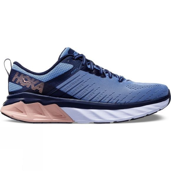 Hoka One One Womens Arahi 3  Allure/Mood Indigo