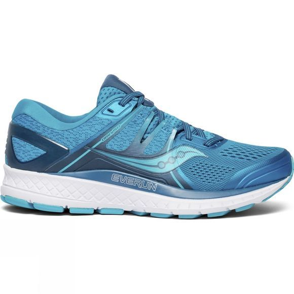 Saucony Womens Omni ISO  Blue