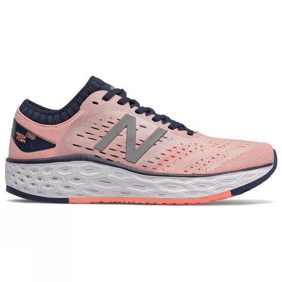 New Balance Women's Fresh Foam Vongo 4 Peach Soda/Natural Indigo