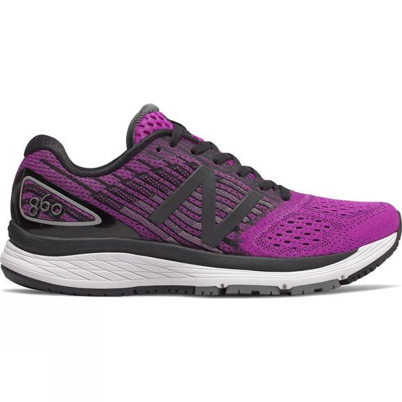 New Balance Women's 860 v9 Wide Voltage Violet