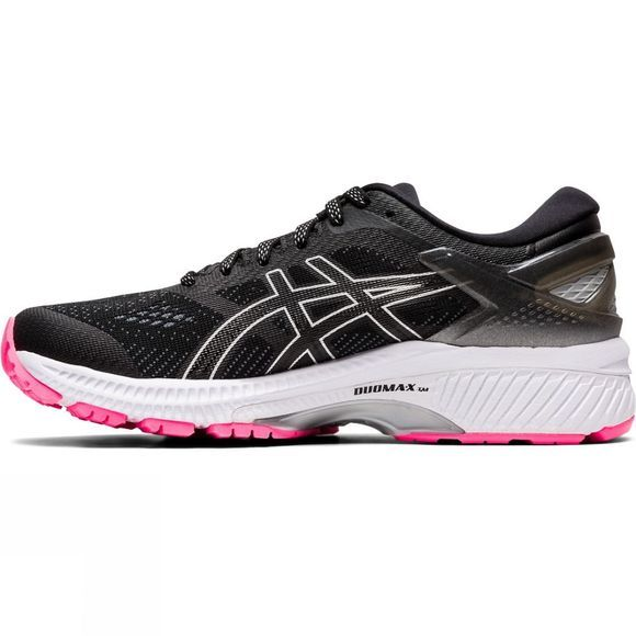 Asics Womens Gel-Kayano 26 LS BLACK/BLACK