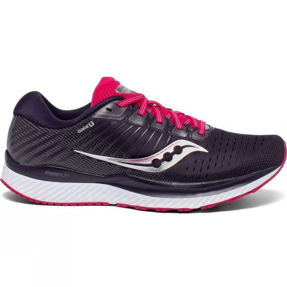 Saucony Womens Guide 13 DUSK/BERRY