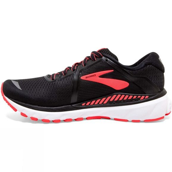 Brooks Women's Adrenaline GTS 20 Black/Coral/White