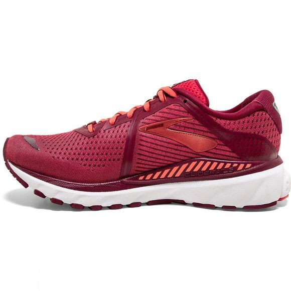 Brooks Women's Adrenaline GTS 20 Rumba Red/Teaberry/Coral