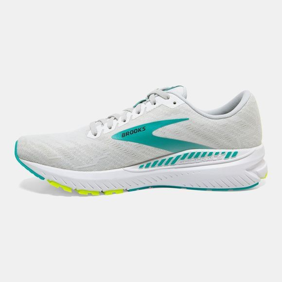 Brooks Women's Ravenna 11 White/Nightlife/Atlantis