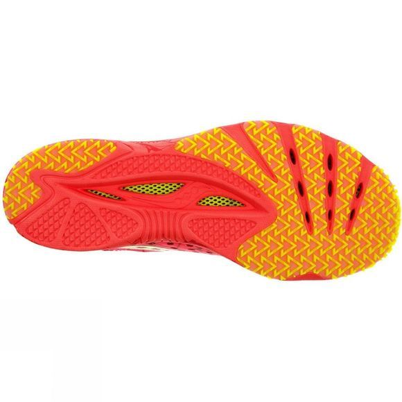 Saucony Women's Endorphin Racer Orange/Bright Green