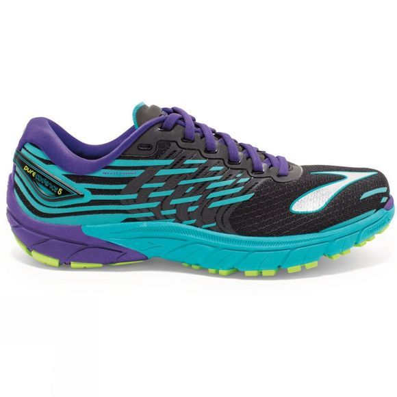 Brooks Women's PureCadence 5 Black / Ceramic / Prism Violet