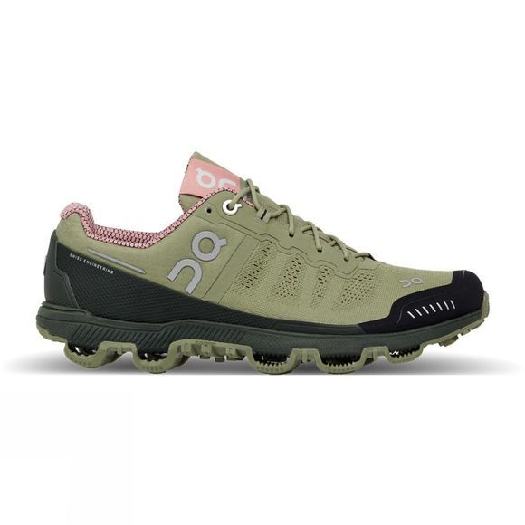 On Women's Cloudventure Reseda / Rose