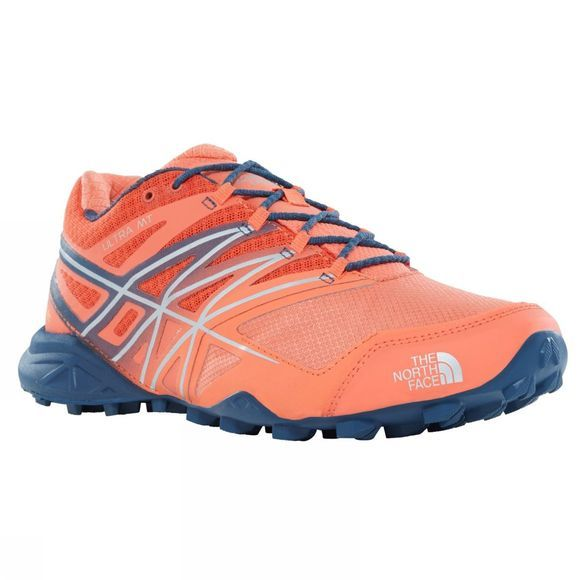 The North Face Womens Ultra MT GTX Nasturtium Orange