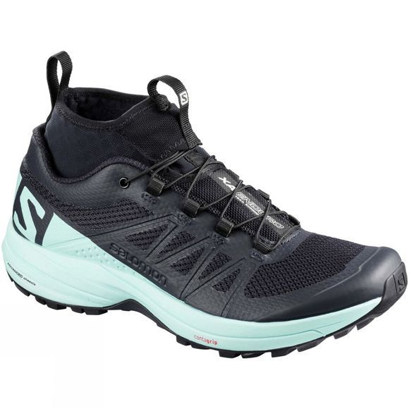 Salomon Womens XA Enduro Shoe Night Sky/Canal Blue/Black