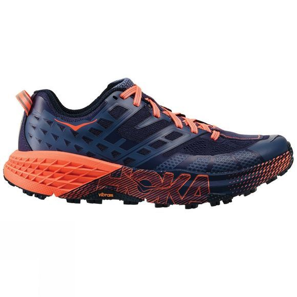Hoka One One Women's Speedgoat 2 Marlin / Blue Ribbon