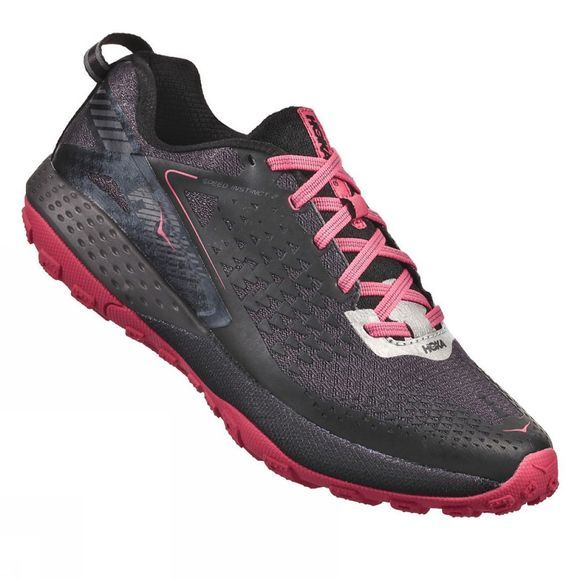 Hoka One One Women's Speed Instinct 2 Black / Azalea