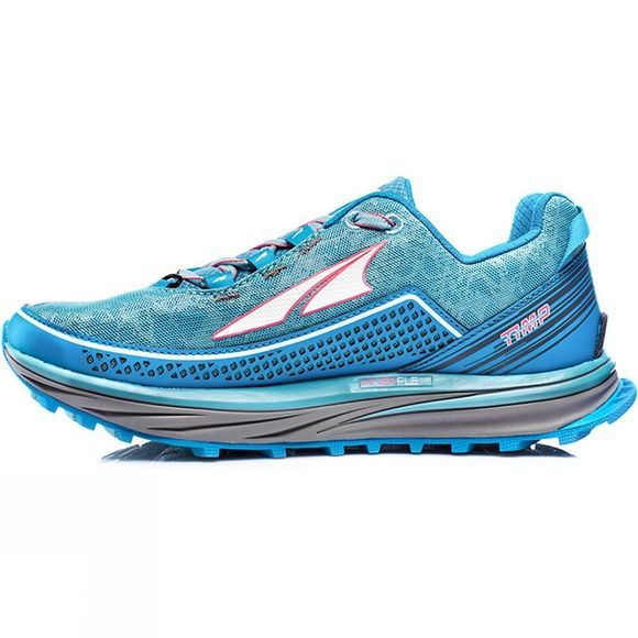 Altra Womens Trail Timp Shoe Blue