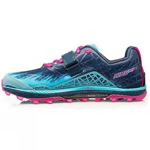 Altra Womens King MT 1.5 Blue/Raspberry