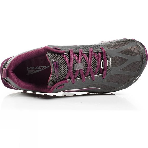 Altra Womens Superior 3.5 Shoe Gray/Purple