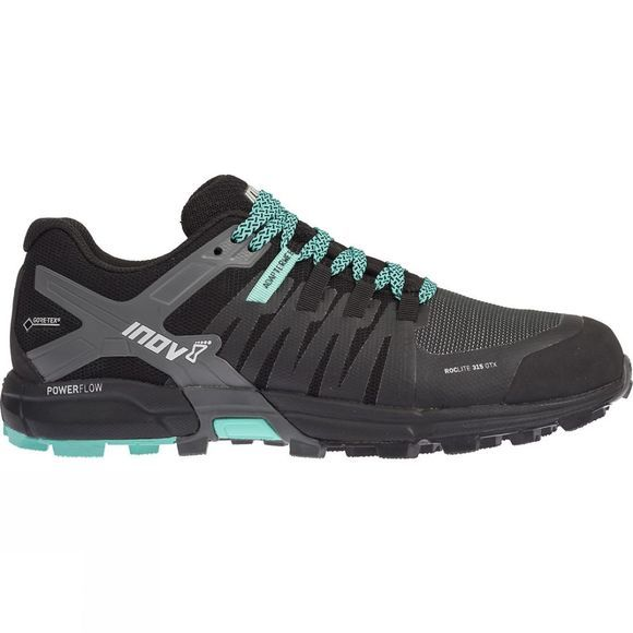 Inov-8 Womens Roclite 315 Gtx Trail Running Shoe Black/ Teal