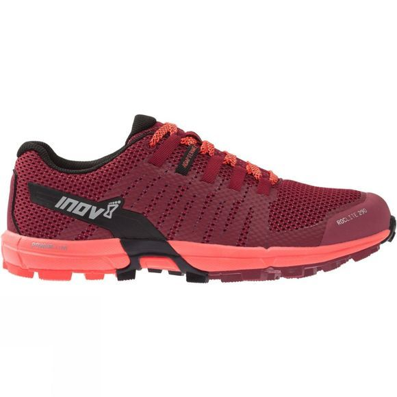 Inov-8 Womens Roclite 290 Shoe Red/Coral