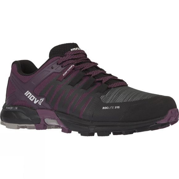 Inov-8 Womens Roclite 315 Shoe Black/Purple