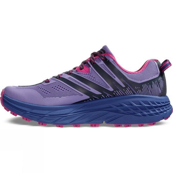 Hoka One One Womens Speedgoat 3 Paisley Purple/Ebony