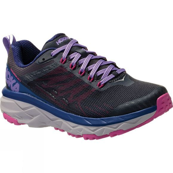 Hoka One One Womens Challenger ATR 5 Ebony/ Very Berry