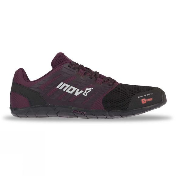 Inov-8 Women's Bare-XF 210 V2 Shoe Black/Purple