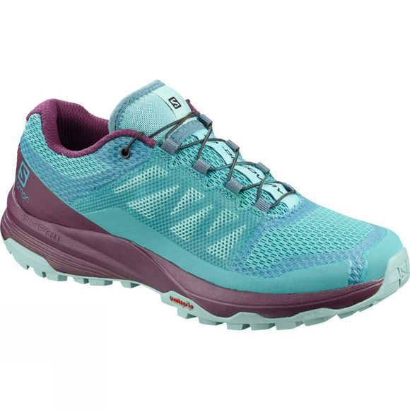 Salomon Womens XA Discovery Meadowbrook/Potent Purple/Icy Morn