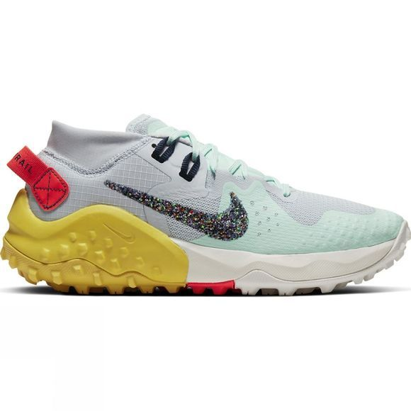 Nike Womens Air Zoom Wildhorse 6 Aura/Blackedn Blue-mint Foam