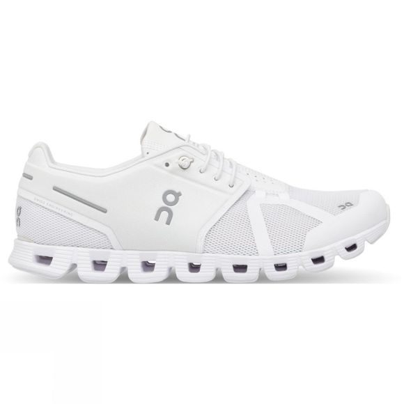 On Womens Cloud All White