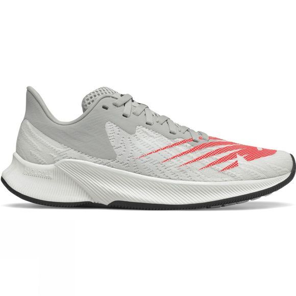 New Balance Women's FuelCell Prism White/Neo Flame