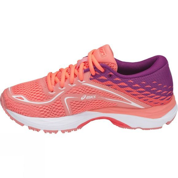 Asics Girls GEL-CUMULUS 19 GS Begonia Pink/Baton Rouge