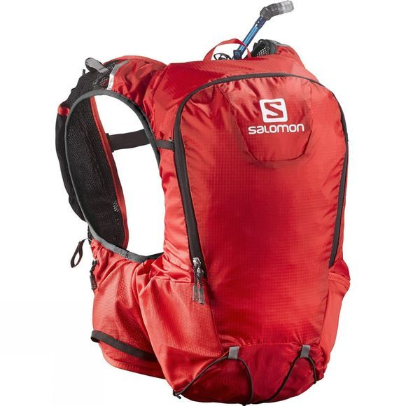 Salomon Skin Pro 15 Set Bright Red / Black