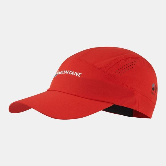 Montane Coda Cap Flag Red