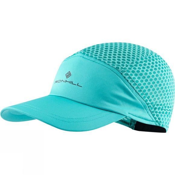 Ronhill Air-Lite Hat Peacock/Charcoal