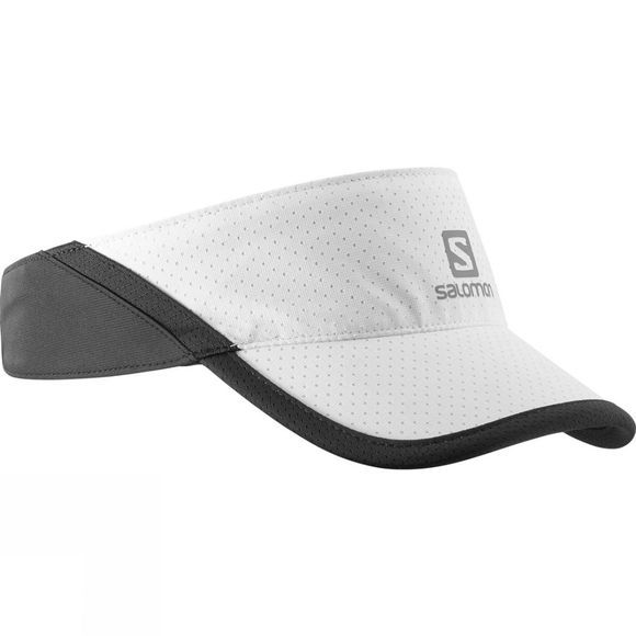 Salomon Mens Xa Visor White/Black