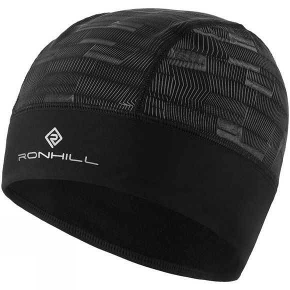 Ronhill Afterlight Beanie Black/Reflect