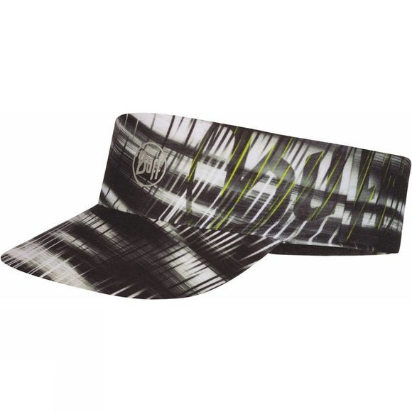 Buff Pack Run Visor Keren Black