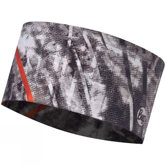 Buff Mens Cool Net UV Headband City Jungle Grey