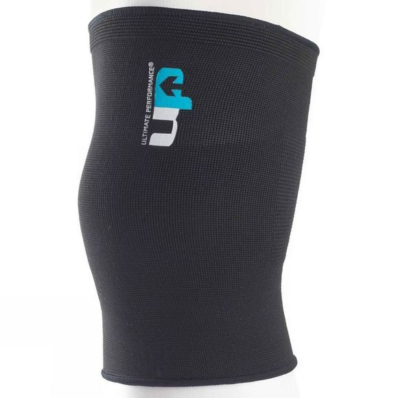 Ultimate Performance Elastic Knee Support Black