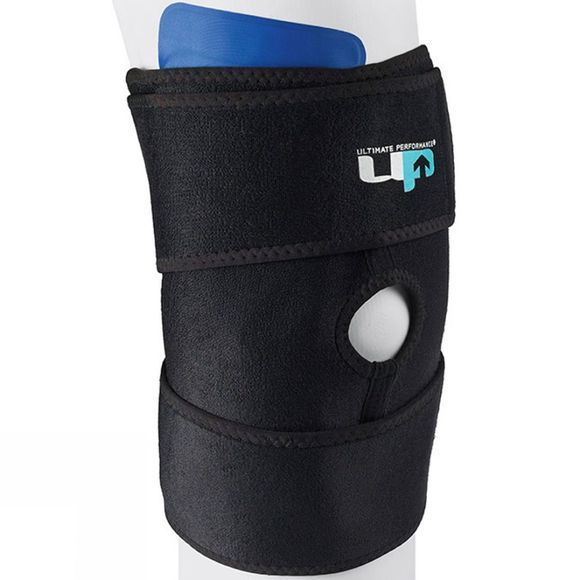 Ultimate Performance Large Cold/Hot pack (Knee) Black