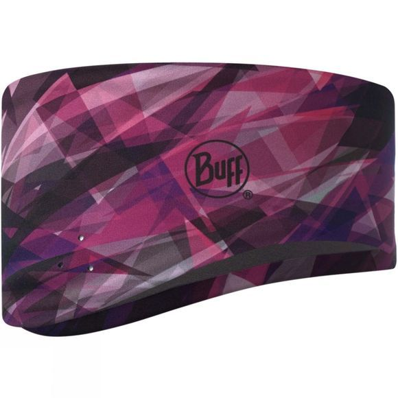 Buff Windproof Headband Crash Berry