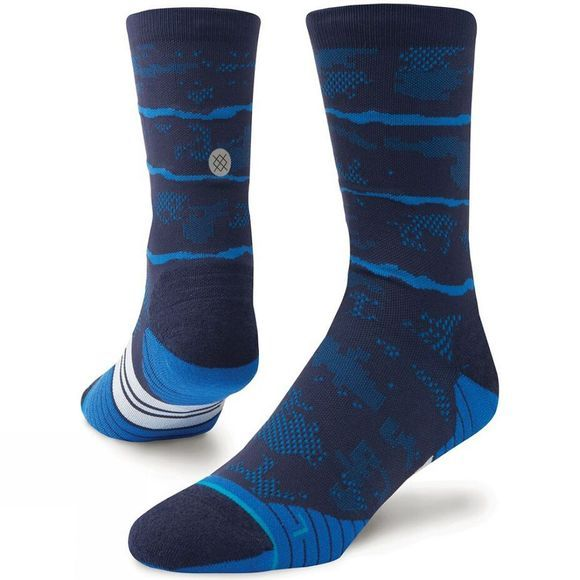 Mens Uncommon Solids Crew Socks